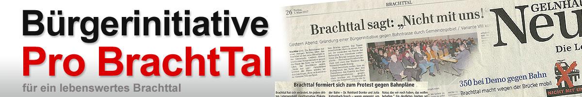 Pro BrachtTal - Presse - Medien - Bürgerinitiative Pro BrachtTal e.V. - für ein lebenswertes Brachttal