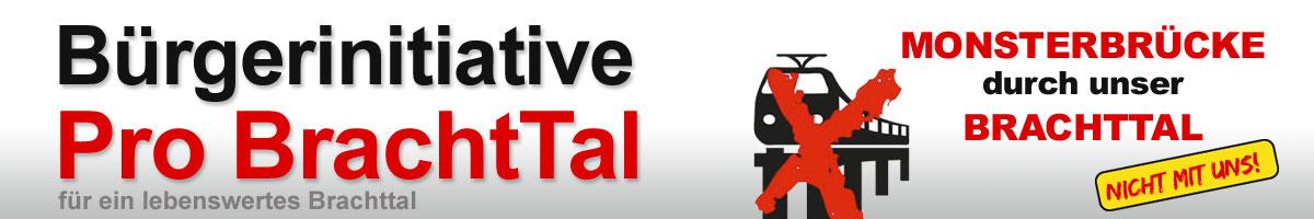 Kontakt zur Bürgerinitiative Pro BrachtTal e.V. - Sagen Sie Ihre Meinung